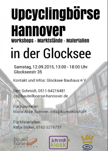 Upcycling Exchange in Hannover