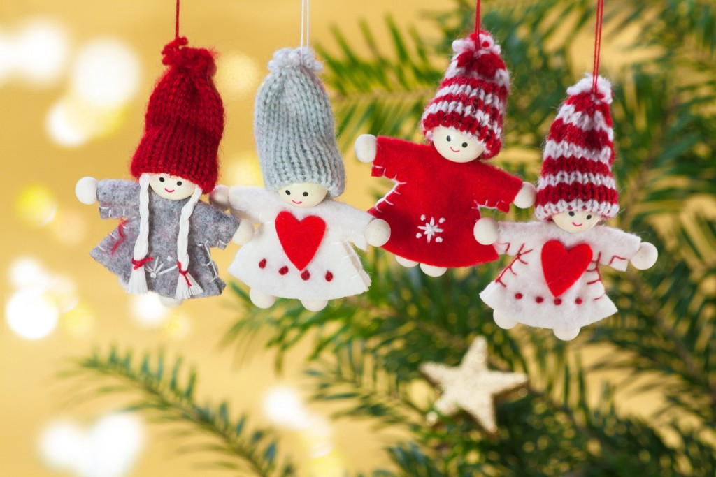 stress-free Christmas: Homemade Christmas Gifts