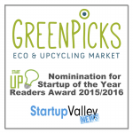 Nomination of Greenpicks for Startup of the Year