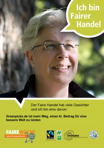 Greenpicks ist Fairer Handel