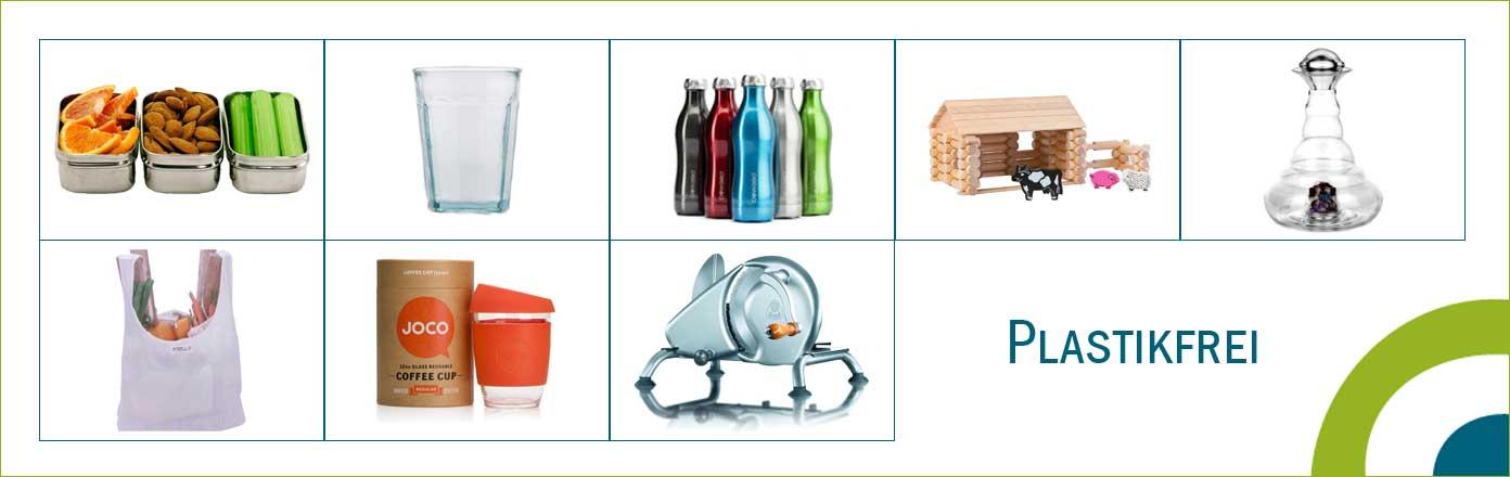 Plastikfrei: Nachhaltige Alternativen zu Plastik