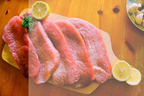 Klimaschutz: Weniger Fleisch essen.