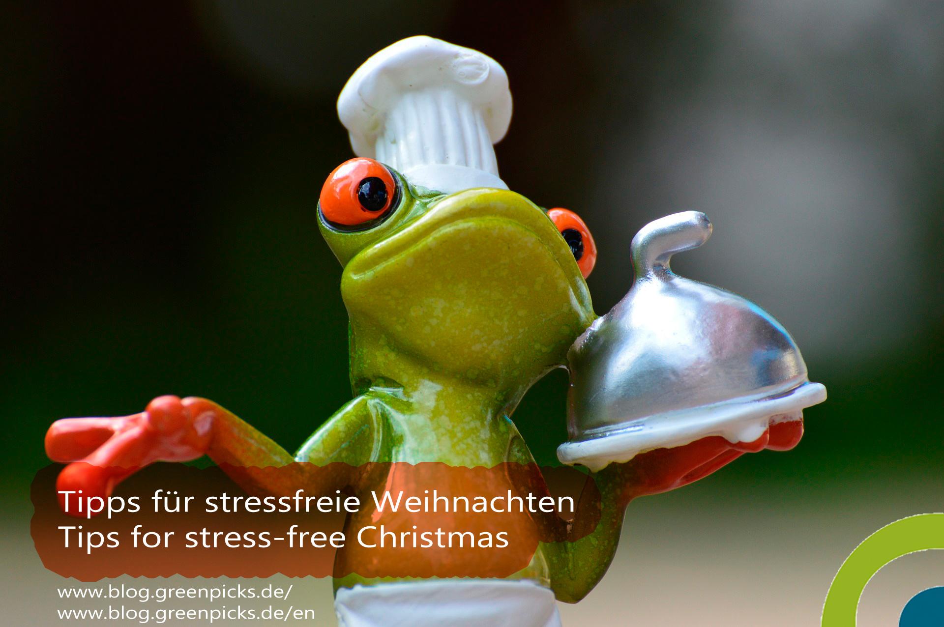 Tipps für stressfreie Weihnachten