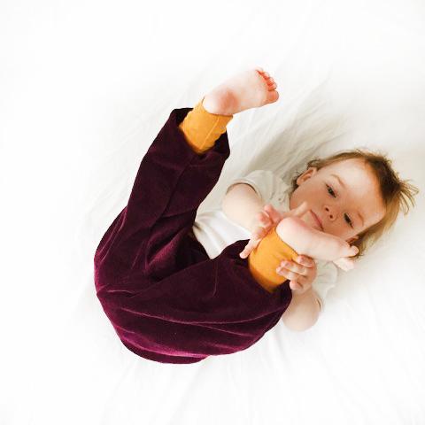 Bingabonga Gemütlichkeitshose für Babys